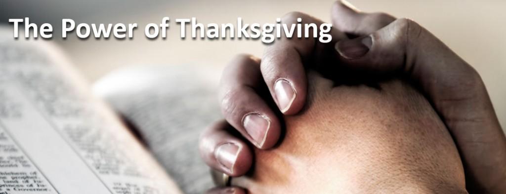 thanksgiing