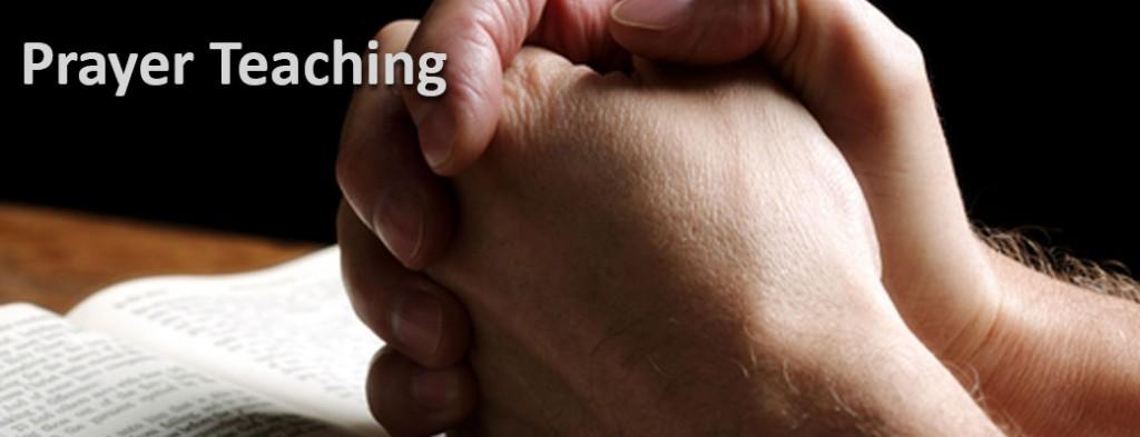 prayerteaching